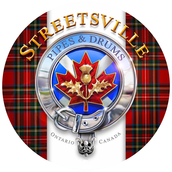 Streetsville Pipes and Drums